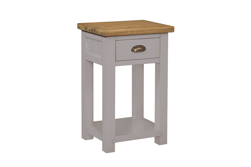 console table - £145.00 - size - 50 x 40 x 76cm - inches - 20 x 16 x 30