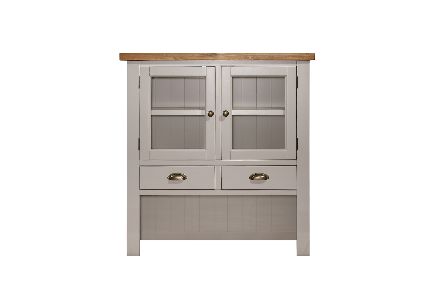 Kitchen hutch - £420.00 - size - 105 x 34 x 110cm - inches - 41 x 13 x 43